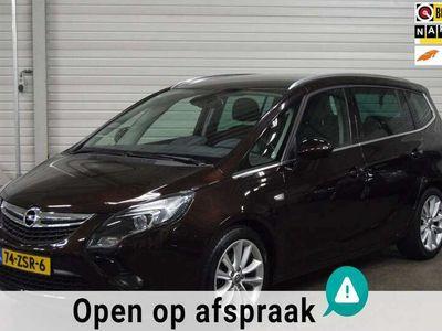 tweedehands Opel Zafira Tourer 1.4 Cosmo 7 PERSOONS +NAVI/PARKEERSENSOREN VOOR EN