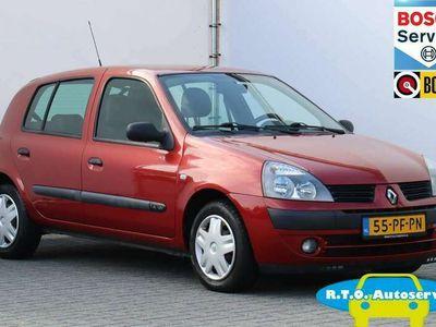 tweedehands Renault Clio 1.4-16V Dynamique Luxe 117.000 Km NETTE AUTO
