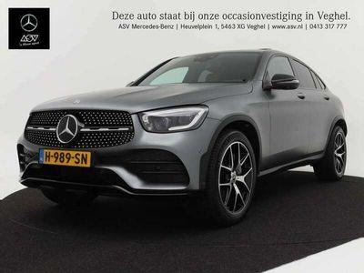 tweedehands Mercedes 200 GLC CoupéPremium Plus Nightpakket, lederen bekleding,..