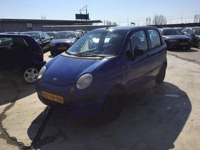 tweedehands Chevrolet Matiz 0.8