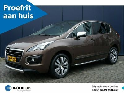 tweedehands Peugeot 3008 Allure 130pk Navigatie | Headup Display | Panoramadak | Parkeersensoren