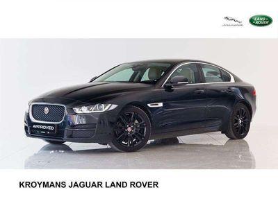 tweedehands Jaguar XE 2.0 D Prestige Premium Business Pack 2 JAAR GARANTIE 2 JAAR GARANTIE