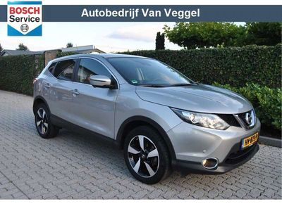tweedehands Nissan Qashqai 1.6 dCi Connect Edition 360 camera, navi, trekhaak, clima