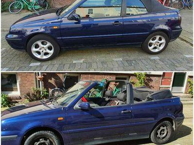 tweedehands VW Golf Cabriolet Cabrio 1.8 karmann