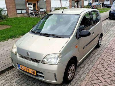 tweedehands Daihatsu Cuore 1.0-12V Kyoto, heeft motorprobleem!!