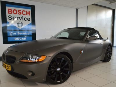 tweedehands BMW Z4 Roadster 2.2i Airco