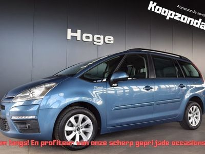tweedehands Citroën Grand C4 Picasso 1.6 HDi Tendance 7persoons ECC Cruise control Lich