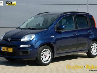 tweedehands Fiat Panda 0.9 TwinAir Lounge Bleu & me [AIRCO NAVI AUTOMAAT