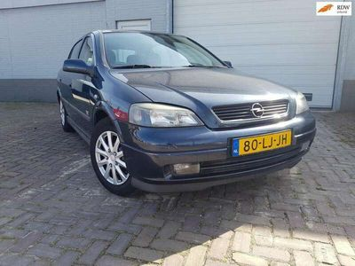 tweedehands Opel Astra 1.6-16V Njoy 5drs airco