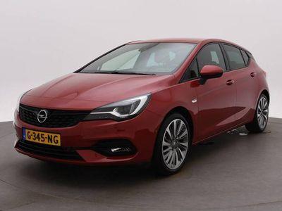 tweedehands Opel Astra 1.2 Turbo 130pk Elegance bomvol! Navi/leder/clima