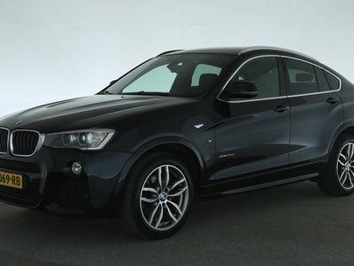 tweedehands BMW X4 xDrive 2.0d M-pakket Aut.