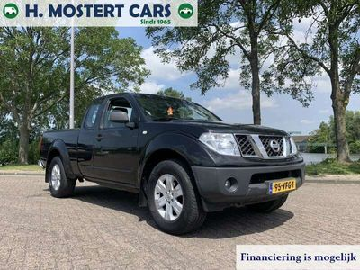 tweedehands Nissan Navara 2.5 dCi SE Double Cab * AIRCO * APK * OUTLET COLLE