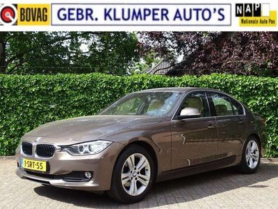 tweedehands BMW 320 320 i Upgrade Ed. Leer, Navi, Xenon, Cruise, ECC