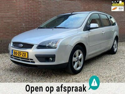tweedehands Ford Focus Wagon 1.8-16V Ambiente 2008 PDC AIRCO CRUISE STOEL