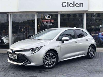 tweedehands Toyota Corolla New 2.0 Hybrid 180pk Style | Navigatie, Head Up di