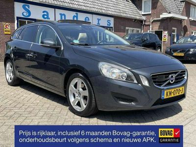 tweedehands Volvo V60 D3 163 pk Geartronic Momentum Family-line