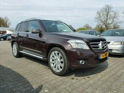 tweedehands Mercedes GLK200 CDI Business Class *1/2LEDER+NAVI+PDC+ECC+CRUISE*