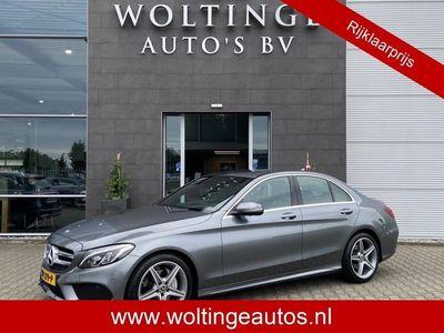 tweedehands Mercedes C180 Premium Plus / AMG Line / Designo UNIEKE AUTO