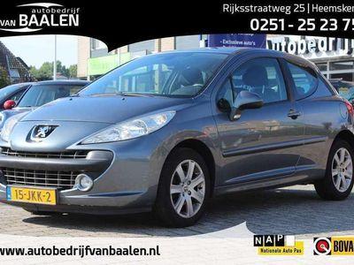 tweedehands Peugeot 207 CC 1.6 VTi 120Pk XS PACK AIRCO E CRUISE 199000KM!!