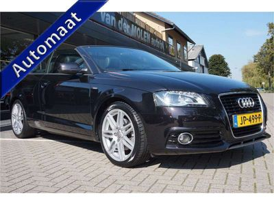 tweedehands Audi A3 Cabriolet 2.0 TFSI Ambition Pro Line S Bose Cruise