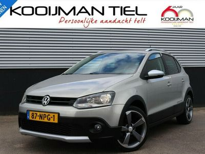 tweedehands VW Polo Cross 1.2 TSI   Climate control   Cruise control   Lm velgen   Έlectric bedienbare ramen v+a   Έlectric bedienbare spiegels  