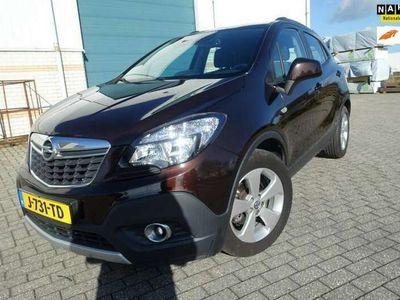 tweedehands Opel Mokka 1.4 T Cosmo - AUTOMAAT - lage km stand - park. sen