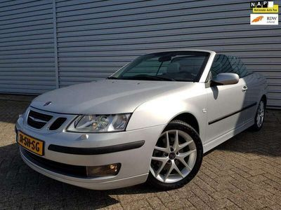 tweedehands Saab 9-3 Cabriolet 2.0 T Vector Navi/Leder/Autom/ 1e Eig!!