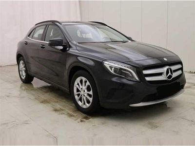 tweedehands Mercedes GLA180 d Lease Edition *NAVI+1/2LEDER+XENON+CAMERA+ECC+PDC+CRUISE*