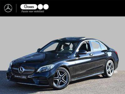 tweedehands Mercedes C180 AMG | Schuifdak | Comand | Spoorpakket