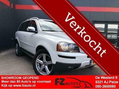 tweedehands Volvo XC90 2.4 D5 R-Design | 7-Persoon | Trekhaak |