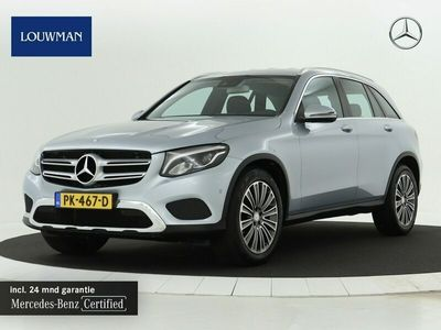tweedehands Mercedes 220 GLC-KLASSEd 4MATIC Prestige | Navigatie | Stoelverwarming | Parkeersensoren I Inclusief 24 MB Premium Certified garantie voor Europa.