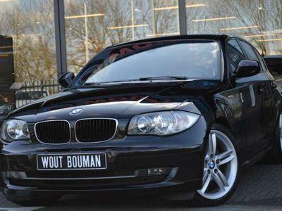 tweedehands BMW 120 120 i 170 pk Aut. Navi Leder Clima Pdc