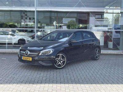 tweedehands Mercedes A180 122pk Edition Navigatie I AMG Velgen I Sportstoele