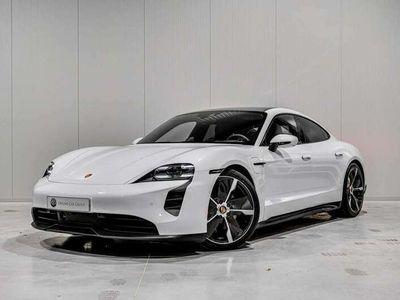 tweedehands Porsche Taycan 4S Alle Opties! SportDesign Performance DIRECT RIJ