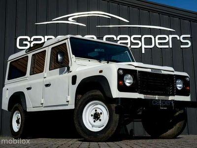tweedehands Land Rover Defender 2.5 Td5 SW 110 | grijskenteken