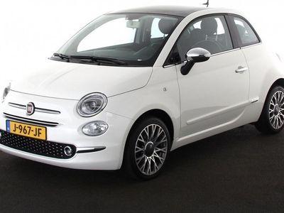 tweedehands Fiat 500 1.2 Lounge | Panoramadak | Navigatie | Apple Carplay | Zondag Open!