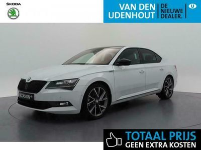 tweedehands Skoda Superb 1.5 TSI ACT Sportline Business