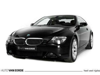 tweedehands BMW 645 Ci S Coupe - 2e eig. dealeronderhouden