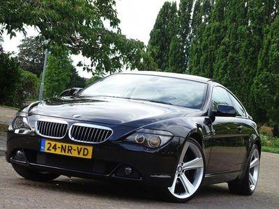 tweedehands BMW 645 6 Serie ci V8 333PK+ M-sport / I-drive LED *NAP*