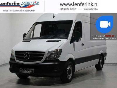 tweedehands Mercedes Sprinter 313 CDI 130 pk L2H2 Airco, Elek. Pakket, Bluetooth Laadruimte Pakket v.a. 219,