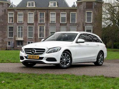 tweedehands Mercedes C180 Estate Prestige