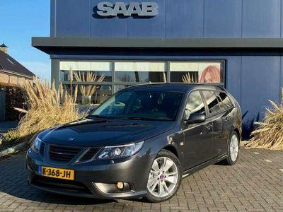 tweedehands Saab 9-3 Estate Aero TTiD TX Edition 118dkm Navi/Bose/Leer