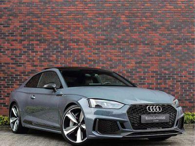 tweedehands Audi RS5 Coupé Quattro *Graphite Blue*Carbon*Keramisch*Pano