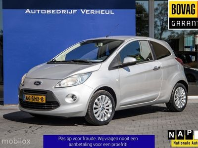 tweedehands Ford Ka 1.2 Titanium X start/stop Airco DealerOnderhoud Nap Boekjes