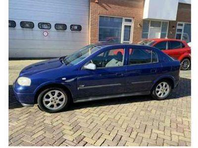 tweedehands Opel Astra 1.6-16V Njoy