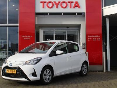 tweedehands Toyota Yaris 1.5 HYBRID NAVI CRUISE CAMERA NL-AUTO
