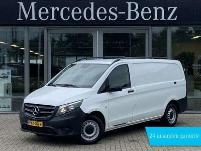 tweedehands Mercedes Vito 114 CDI L 136PK GB EUR6 | AIRCO, CRUISE, RADIO/MP3