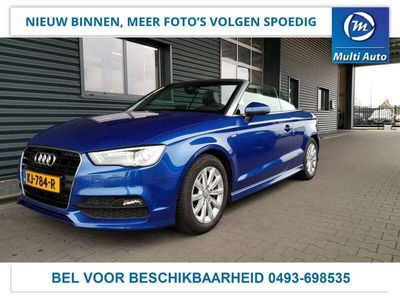 tweedehands Audi A3 Cabriolet 1.4 TFSI Ambition Sport Edition S-Line A