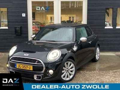 tweedehands Mini Cooper S 2.0 Chili Serious Business Aut/Ecc/Leer/Navi/Lm