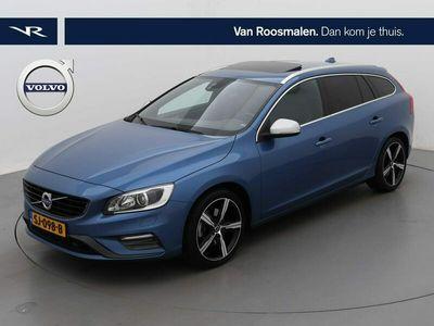 tweedehands Volvo V60 R-design Open dak, Stoelverwarming, camera, Xenon R-design
